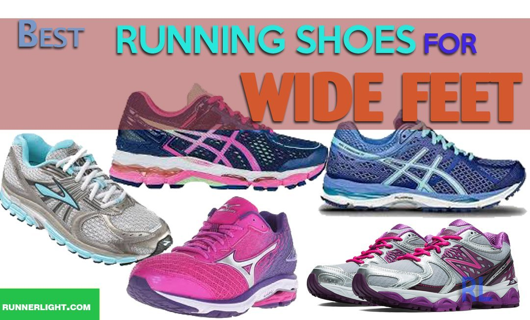 10 Best Running Shoes for Wide Feet 2019