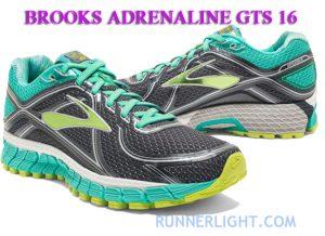 Brooks Adrenaline GTS 16 Review