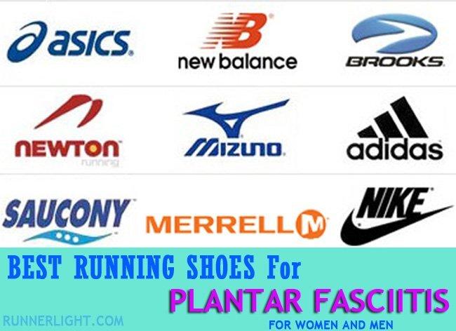 Best running shoes for plantar fasciitis women and men