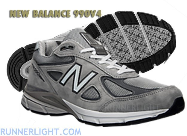 premium selection 70e3e 69842 New Balance 990 v4 Running Shoes Review & Comparison