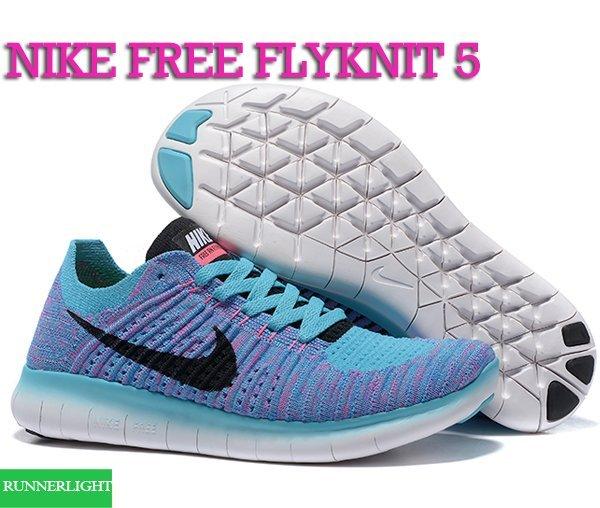 Nike Free Flyknit 5 shoes