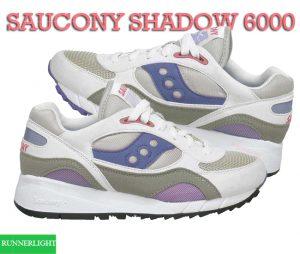 Saucony Originals Shadow 6000 shoes