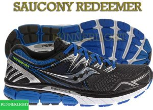Saucony Redeemer Review