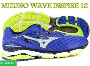 Mizuno Wave Inspire 12 Running Shoes Review