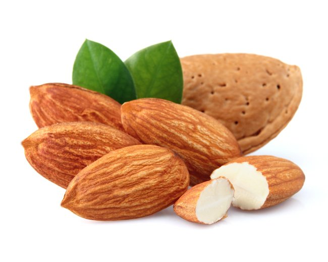 Best Foods for Runners Almonds