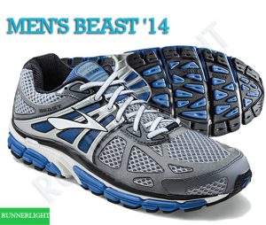 Brooks Beast 14 review