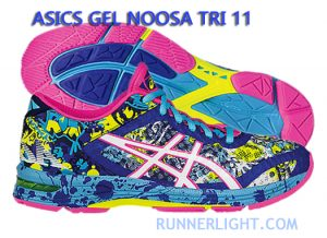 Asics gel Noosa tri 11 review