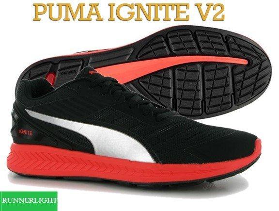 énorme réduction 68235 3b8f9 Puma Ignite v2 Review, Comparison & Best Prices