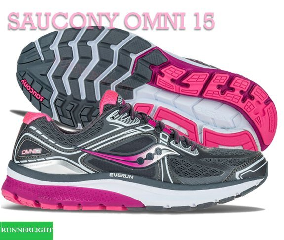 Saucony Omni 15 review
