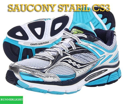 Saucony Stabil CS 3 Review