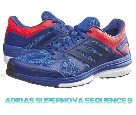 9f75f148272 Adidas Supernova Sequence Boost 9 Review