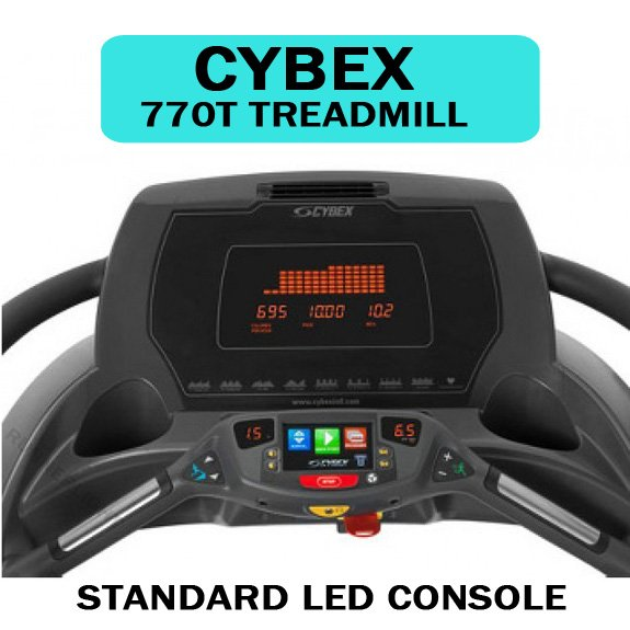 Cybex 770T Led Console
