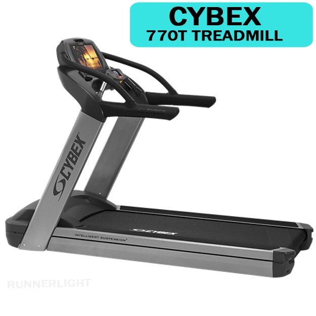 Cybex 770t Treadmill Review