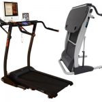 Exerpeutic 2000 WorkFit Treadmill