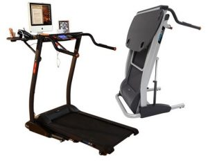 Exerpeutic 2000 WorkFit High Capacity Desk Station Treadmill Review