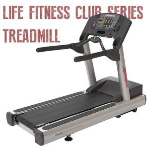 Life Fitness Club Series Treadmill Review