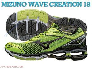 Mizuno Wave Creation 18 Review