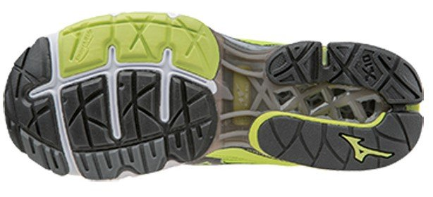 Mizuno Wave Creation outsole