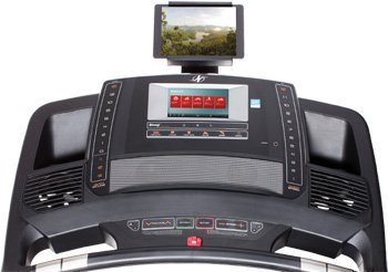 NordicTrack Commercial 1750 Android touchscreen