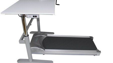 Rebel treadmill 1000 desk