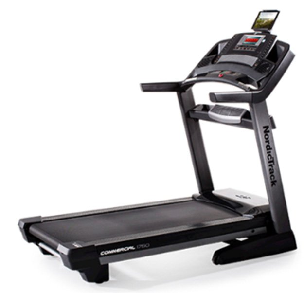 Nordictrack commercial 1750 treadmill display console -new part.