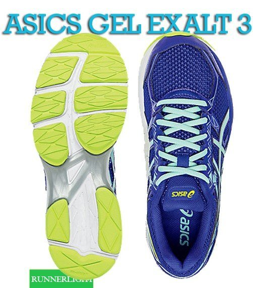 ca93371ac8 Asics Gel Exalt - #2 Best women's running shoes for plantar fasciitis