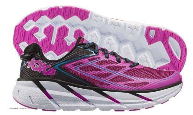 Hoka One One Clifton 3 shoes