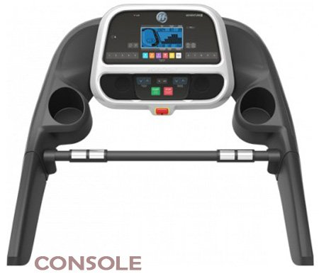 Horizon Fitness Adventure 5 console