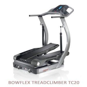 Bowflex Treadclimber TC20 Review