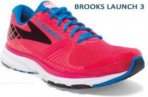 Brooks Launch 3