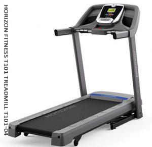 Horizon Fitness T101 Treadmill Review