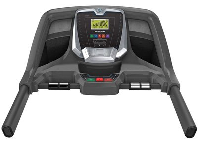 Horizon Fitness T101 console