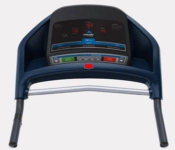 Merit Fitness 715T Plus Treadmill console