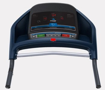 Merit Fitness 715T Plus Treadmill console