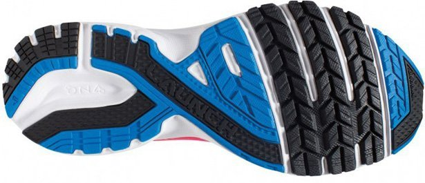 brooks launch 3 outsole