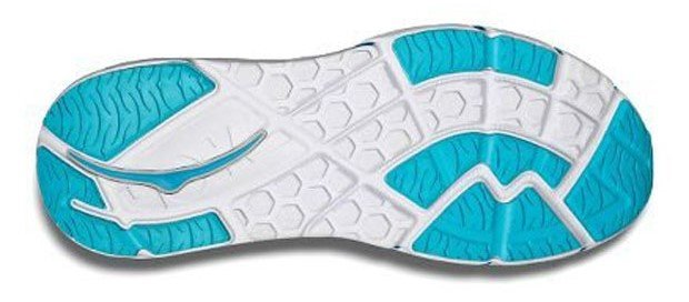 Hoka One One Valor outsole