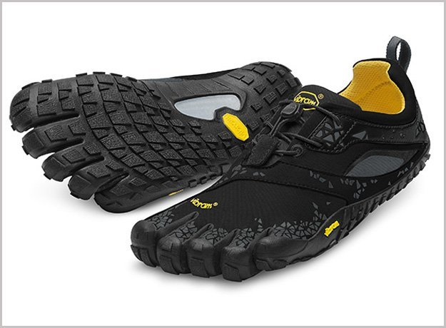 2 Vibram Fivefingers Spyridon LS Best Rated barefoot running shoes