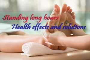 Standing Long Hours – Health Effects and Solutions