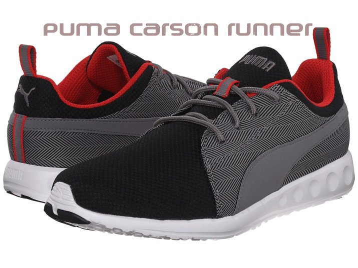 PUMA Carson Runner Review - Runnerlight