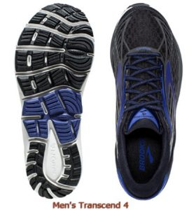 Brooks Transcend 4 men