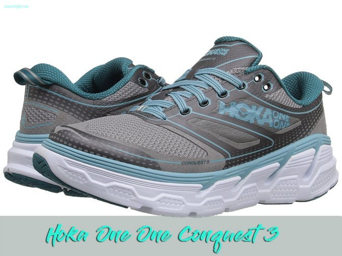 Hoka One One Conquest 3 Running Shoes
