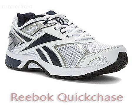 Reebok Quickchase running shoes