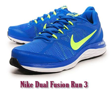 55756e26646f2 Nike Dual Fusion Run 3 Running Shoes Review   Comparison