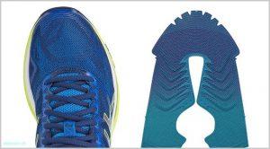shoes upper