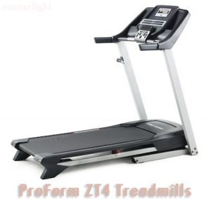 ProForm ZT4 Treadmill