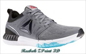 Reebok ZPrint 3D running shoes