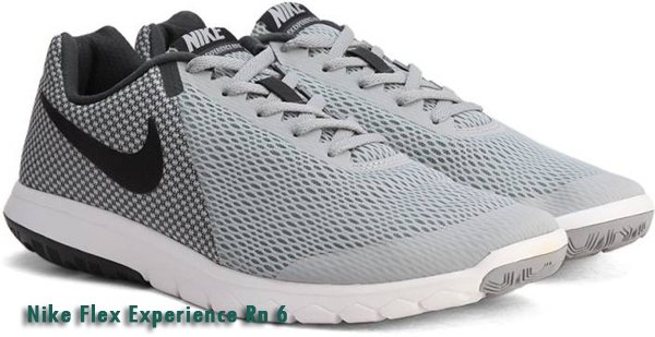 Nike Men's Flex Experience RN 6 Ankle High Fabric Running