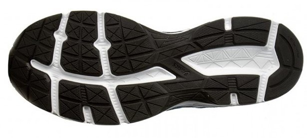 AICS Gel-Excite 4 outsole