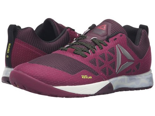Reebok Womens R Crossfit Nano 6.0 Cross-Trainer Shoe