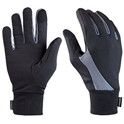 TrailHeads Elements Touchscreen Running Gloves